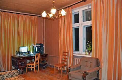 3-х комнатная квартира 80м2 в сталинском доме рядом с м. Алексеевская - Фото 1