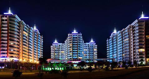 Апартаменты azura park, Алания - Фото 2
