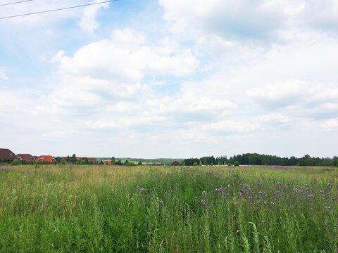 Участок 20 сот. с панорамным видом в д. Сурмино, 39 км от МКАД - Фото 3