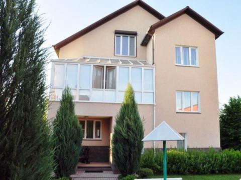 Коттедж 450м на уч. 22с в п. Дубровицы на Калужском ш. в 22 км от МКАД - Фото 1