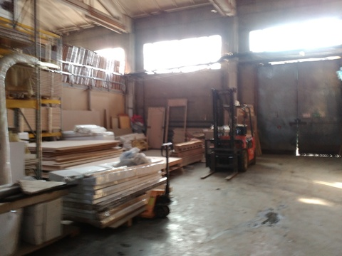 Производственное помещение 900 кв.м - Фото 2