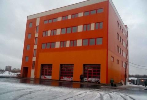 Административный корпус 3200кв.м. и проект склада 13200 кв.м. - Фото 4