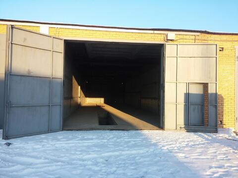 Сдам новый большой капитальный гараж размерами 7х24 м, высота 3.5м - Фото 1