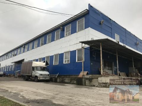 Продается производственно складское помещение 5000 кв.м . - Фото 1