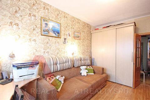 2 комнатная квартира в новом доме, 49м2, 14/16 эт.
