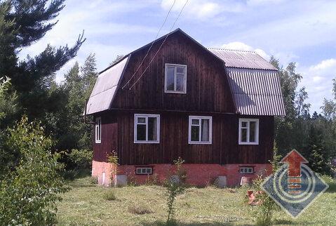 Дача 154,5 м2 на участке 9,75 соток в СНТ Руть у д. Кобяково - Фото 1