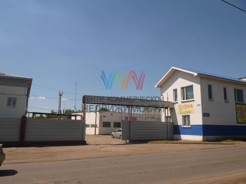 Аренда производственного помещения, Уфа, Ул. Цветочная - Фото 1