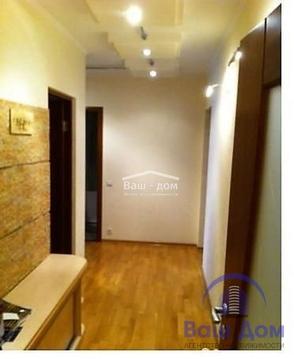 4-комнатная квартира улучшенной планировки 99 кв.м. в Александровке, . - Фото 5