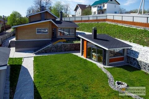 Современный благоустроенный дом в центре Волоколамска - Фото 2