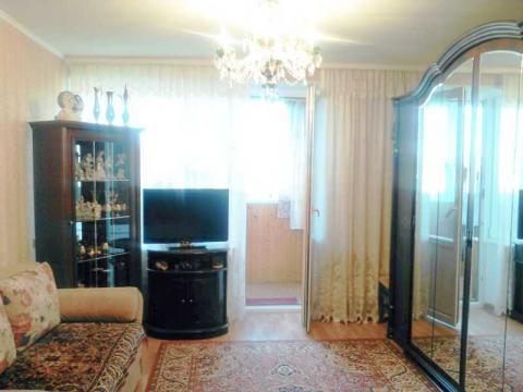 1-комнатная квартира на 8 этаже 16-этажного панельного дома ул. Шепелю - Фото 5