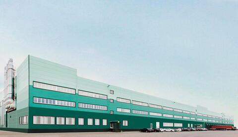 Складское помещение 17000 кв.м. класса А.
