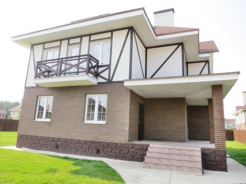 350 м2 кирпич дом, 15,6 соток 27 км Калужское шоссе - Фото 1