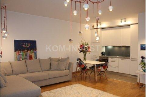 2-комнатная меблированная квартира с террасой в престижном проекте в . - Фото 5