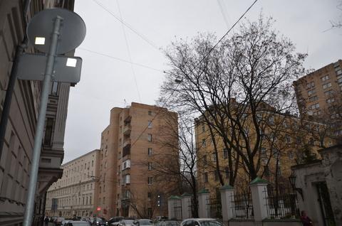 Арбат. Большой Власьевский переулок, д12. Продажа 2-х комн квартиры. - Фото 1