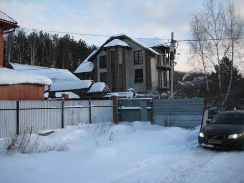 Дом 600 кв.м, Участок 14 сот. , Боровское ш, 5 км. от МКАД. - Фото 1