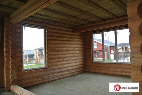 Деревянный дом 210 кв.м. Новокаширское шоссе - Фото 5