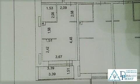 Продается квартира - студия в ЖК Кореневский Форт, д. Мотяково - Фото 4