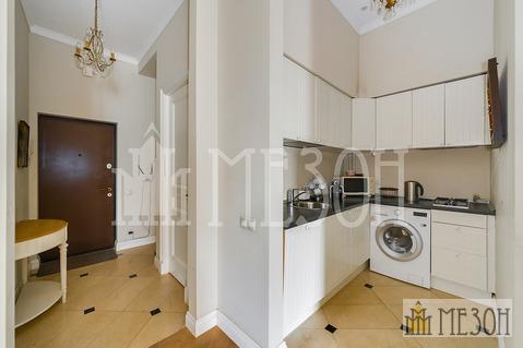 Продается чудесная квартира-студия в фасадном доме на Поварской. - Фото 4