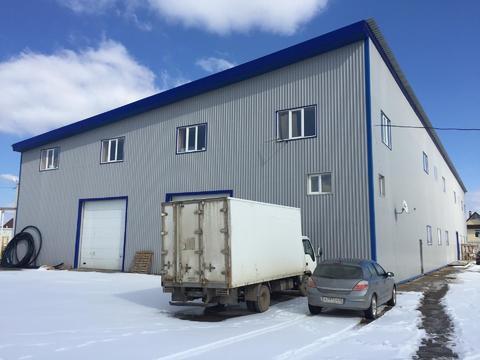 Продается Современный Производственно-складской комплекс 2980 кв.м - Фото 3