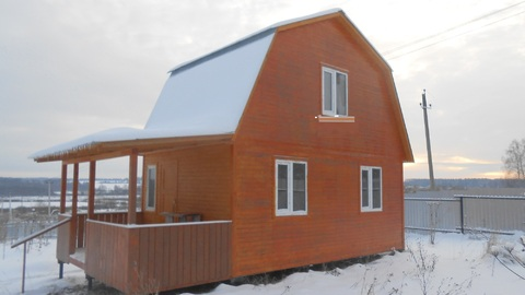 Продаю домик в деревни Барынино - Фото 1