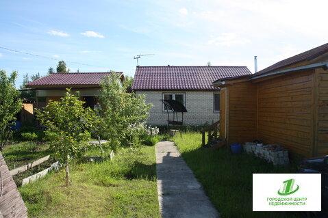 Продам дачу (2 дома + баня) в СНТ Тюльпан (с. Фаустово) в 15мин от жд - Фото 2