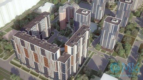 Продажа 1-комнатной квартиры, 39.52 м2 - Фото 1