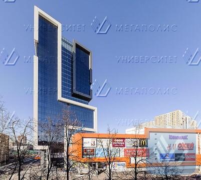 Сдам офис 206 кв.м, бизнес-центр класса A «Водный» - Фото 1