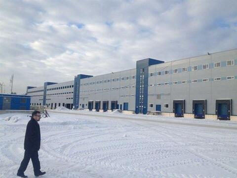 Сдам складское помещение 3200 кв.м, м. Комендантский проспект - Фото 1
