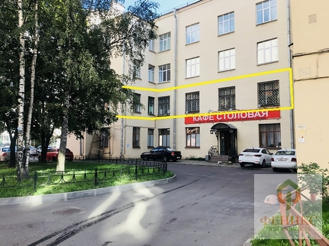Объявление №45861737: Помещение в аренду. Санкт-Петербург, ул. Воронежская, 42,