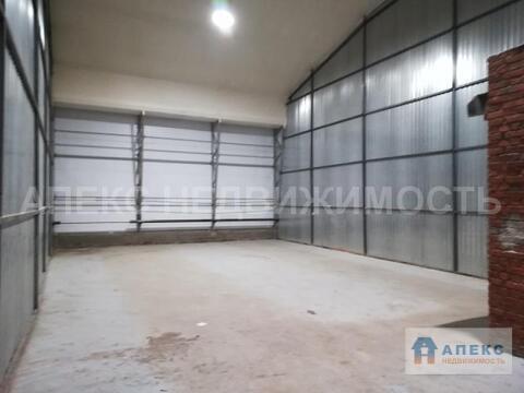 Аренда помещения пл. 155 м2 под склад, м. Кожуховская в складском . - Фото 4