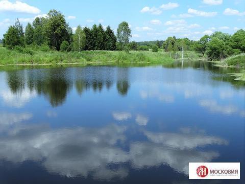 Участок у леса 10 соток, ИЖС, 38 км по Киевскому шоссе - Фото 3