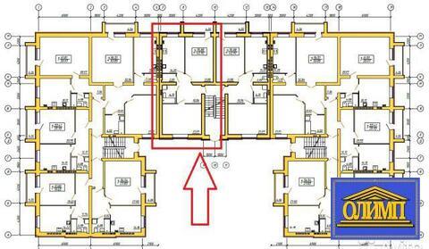 Продам двухкомнатную квартиру в новостройке по ул. Московская, д. 117 - Фото 2