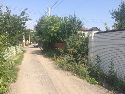 Угловой участок 6 соток в ДНТ рсм-товарищ-4 линия от ул.Каскадной - Фото 1