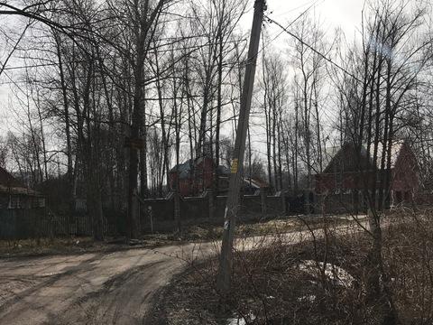 10 соток г.Чехов ул.Офицерский поселок - Фото 2