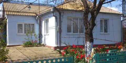 Продам дом 64 кв.м. в Заветном на побережье Черного моря