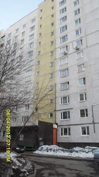 Трехкомнатная квартира на 3-й Лихачевском переулке, 7к2