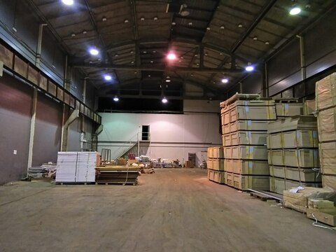 Аренда под склад производство 1732 кв.м - Фото 2
