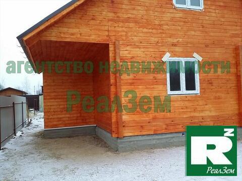 Дача 90 кв. метров на участке 9 соток в СНТ Кривское Боровского района - Фото 3
