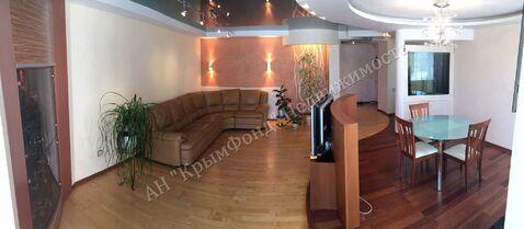Элитная 4-х ком. квартира 122 м2, г. Севастополь - Фото 2