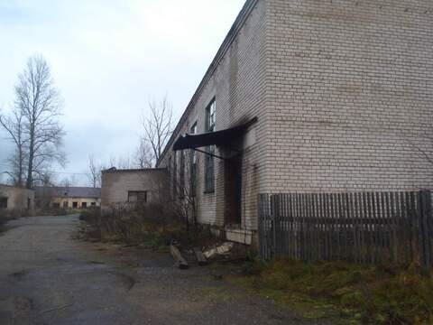 Сдам склад на трассе Москва-Санкт-Петербург 1500 м - Фото 2