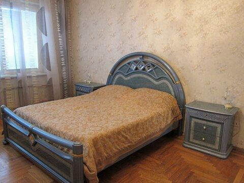 Сдам 3-х комнатную квартиру метро Молодежная - Фото 1