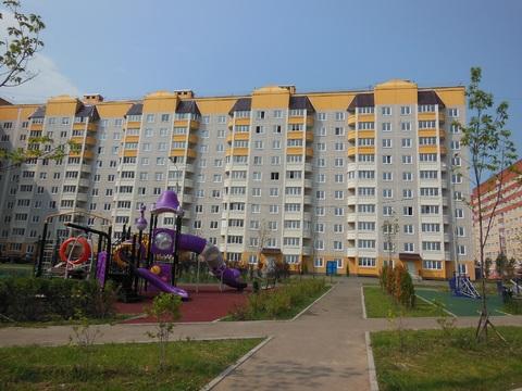 1 комнатная квартира г. Домодедово, мкр. Авиационный, ул. Ильюшина 20 - Фото 2