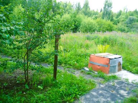 Земельный участок с домиком в садоводческом товариществе «Орешек» Кимр - Фото 4