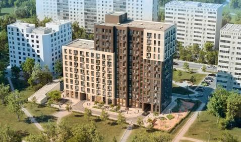 1-комн. квартира 38,7 кв.м. в доме комфорт-класса СВАО г. Москвы - Фото 2