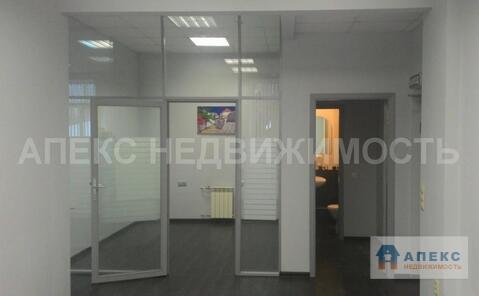 Аренда офиса пл. 66 м2 м. Преображенская площадь в бизнес-центре . - Фото 1