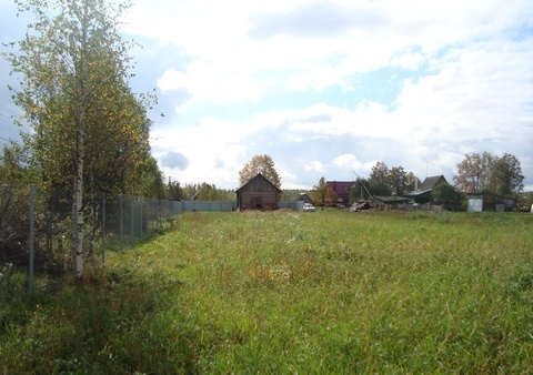 25 cот ИЖС, д.Владимировка - Фото 2