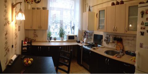 Продаётся трёхкомнатная квартира на Рязанском проспекте - Фото 1