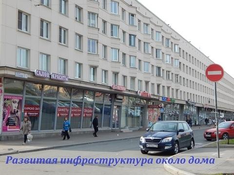Продажа комнаты, м. Нарвская, Ул. Оборонная - Фото 4
