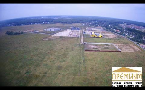 100 соток земли промышленного назначения - с. Константиновское - Фото 1