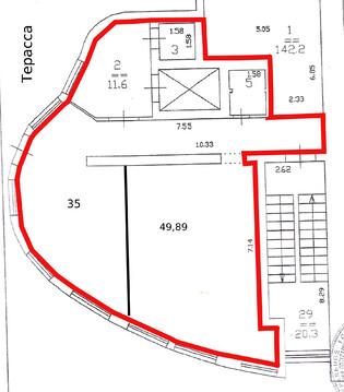Сдаётся уникальное помещение со складом на 7-м этаже нового БЦ! - Фото 2
